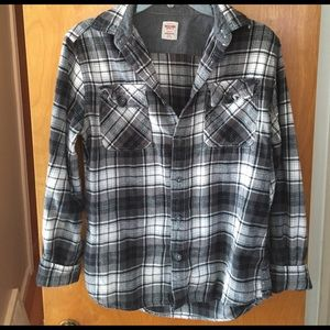 Mossimo Supply Co. Tops - Flannel