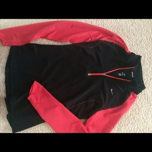 Nike Jackets & Blazers - Nike running pullover