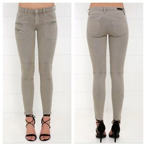 Blank NYC Pants - Blank NYC Taupe Skinny Jeans