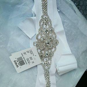 Bridal sash/belt