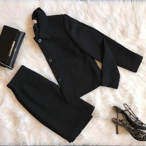 Petite Sophisticate Dresses & Skirts - Petite Sophisticate Blazer and Shirt Set