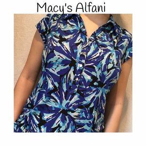 Alfani Tops - Macy's Alfani blouse. Super cute!