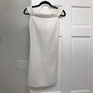 Tibi Dresses & Skirts - White Tibi dress. NWT