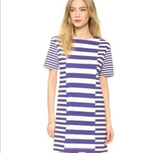 Rebecca Taylor Dresses & Skirts - Rebecca Taylor white & blue striped dress.