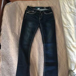 Denim - Like new Hydraulic stretchy jeans