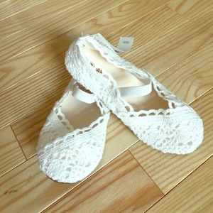Oilily Other - Adorable embroidered soft spring shoes size  10