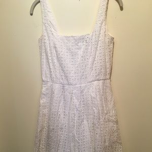 LAST CALL! Ralph Lauren White Eyelet Sundress