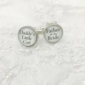 Other - Bridal cufflink,men cufflink, cufflink,cuff links