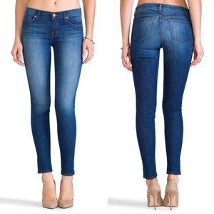 J Brand Denim - J Brand Mid Rise Skinny Leg in Karma