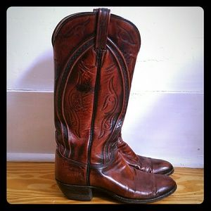 Lucchese Shoes - Lucchese Leather Boots