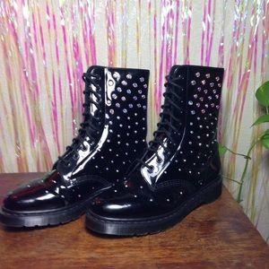 Dr. Martens Shoes - Dr. Martens Limited Edition Swarovski Boots
