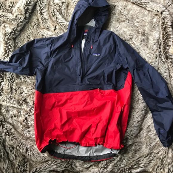 Lyst patagonia 'torrentshell' packable regular fit rain jacket.