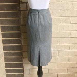 Brooks Brothers Dresses & Skirts - 100% Pleated Wool Skirt