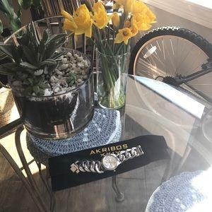 Akribos XXIV Jewelry - Akribos Women's Watch