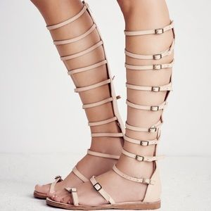 Jeffrey Campbell for Free People Gladiator Sandals