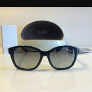 coach sunglasses blue Torqueose