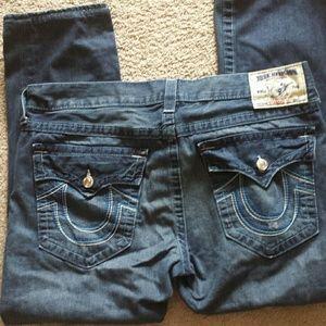 True Religion Other - True Religion men's jeans straight W38 L29