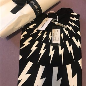 Neil Barrett Other - Neil Barrett sz XXL lightning bolt t shirt