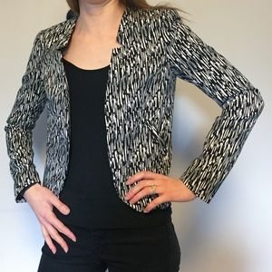 H&M Jackets & Blazers - Blazer - stylized wood grain