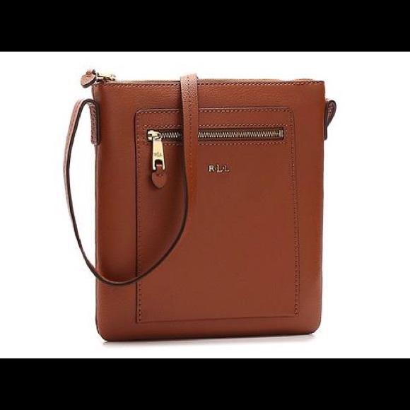 Lauren Ralph Lauren Handbags - Ralph Lauren Winchester crossbody purse NWOT e6aef9e007c7a