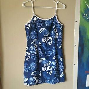 Anchor blue Dresses & Skirts - Hawaiian print dress