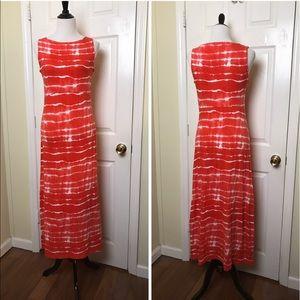 Jones New York Dresses & Skirts - Jones New York Tie Dye Maxi Dress