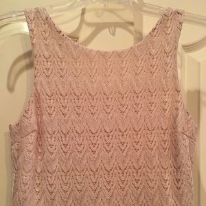 SAGE sleeveless dress Size M (6-8) EUC