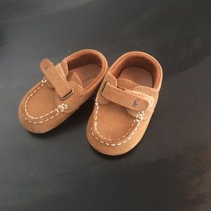 Ralph Lauren Other - Baby boy Polo shoes