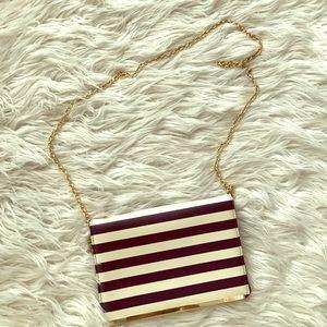 Halogen Handbags - Brand New Navy and Cream/White Halogen purse!