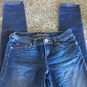 INC International Concepts Denim - INC skinny jeans
