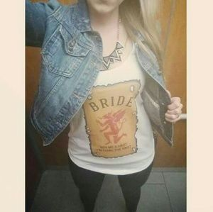 Tops - Fireball Bridal Shirt