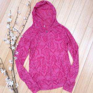 Soybu Tops - SOYBU light zippered hoodie, M.