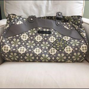 Petunia Pickle Bottom Handbags - Petunia Pickle Bottom weekender diaper bag