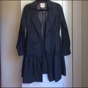 Jackets & Blazers - Romeo & Juliet Couture Raincoat
