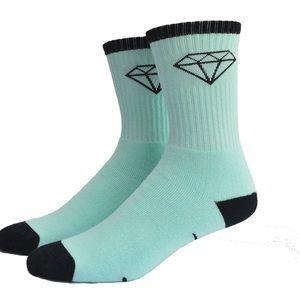 Diamond Supply Co. Other - Diamond Supply Crew Socks NWT