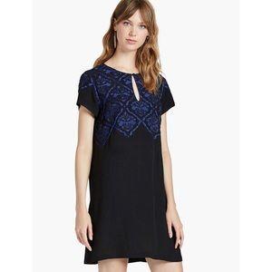 Lucky Brand Dresses & Skirts - Lucky Brand Beaded Shift Dress