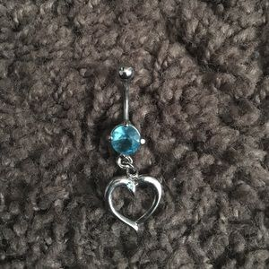 Jewelry - Heart Belly Button Ring