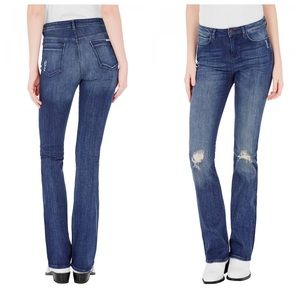 "sass & bide Denim - Sass & Bide ""the Colour Craft"" boot cut Jean. S 27"