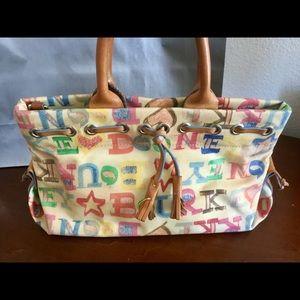 Dooney & Bourke Handbags - Dooney and Bourke colorful Handbag