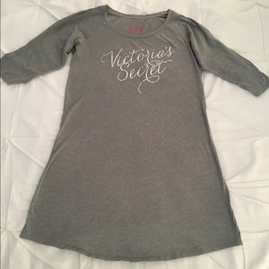 Victoria's Secret Sleepshirt-Size Large