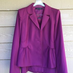 Anne Klein Other - Suit Jacket with Skirt