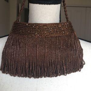 Handbags - Evening copper color  purse