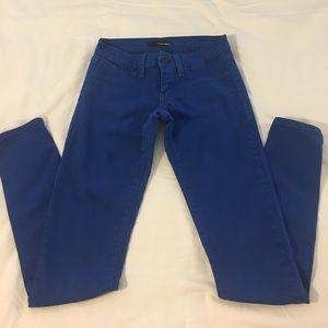 Flying Monkey Denim - Blue Skinny Jeans