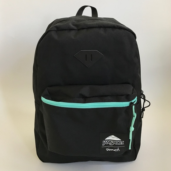 Diamond Supply Co. Other - Diamond Supply Co. x Jansport Backpack