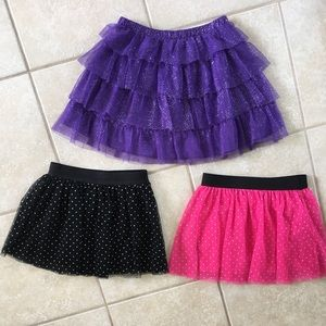 Epic Threads Other - Girls Sparkle Skirts
