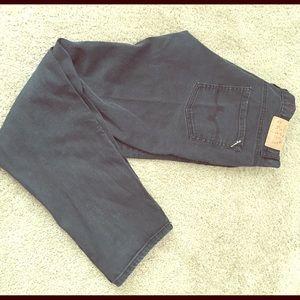 Lrg Other - MENS LRG jeans black denim