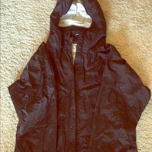 Marmot Jackets & Blazers - Marmot Black Windbreaker XL women's