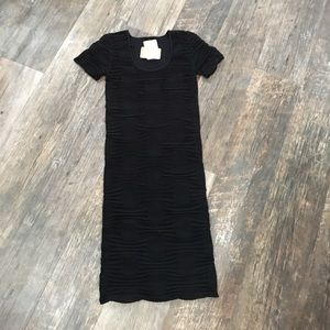 Tees by Tina Dresses & Skirts - Tees by Tina textured dress