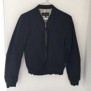 Brixton Jackets & Blazers - Brixton Black Bomber Jacket