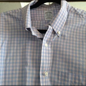 Brooks Brothers Other - Brooks Brothers slim fit dress shirt 16 1/2-34.